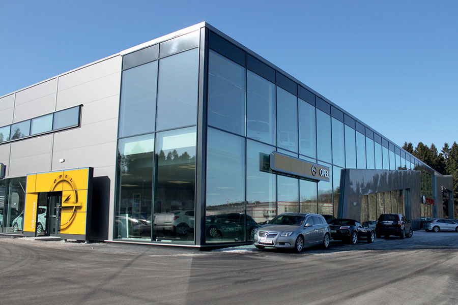 Opel Grønlikroken