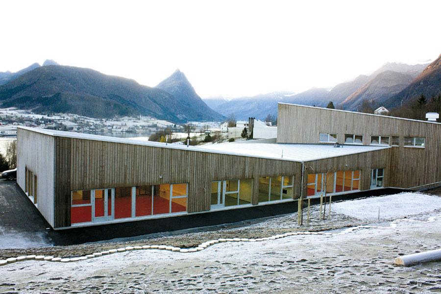 Sørestranda Skola