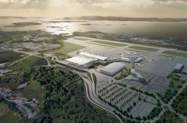 Bergen Lufthavn Flesland
