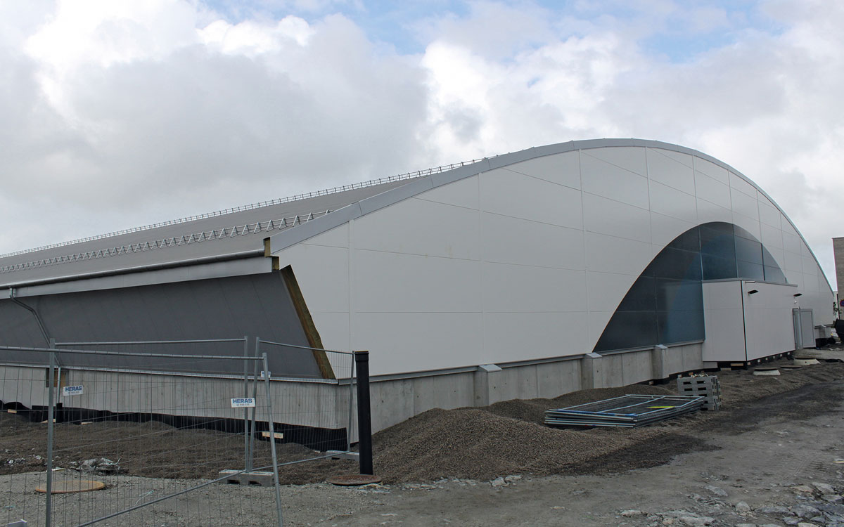 Vikinghallen