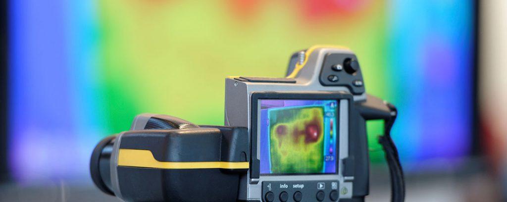 Termisk fotografering : Lett-Tak