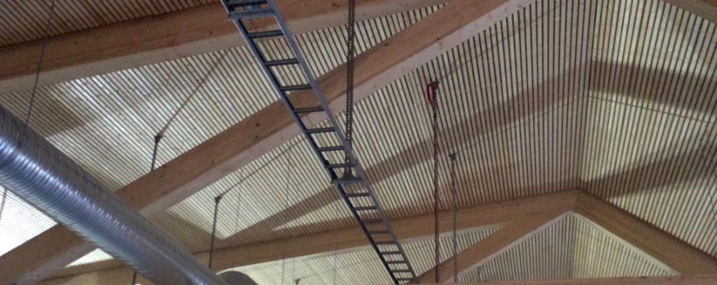 Lisleby hall : Lett-Tak Systemer